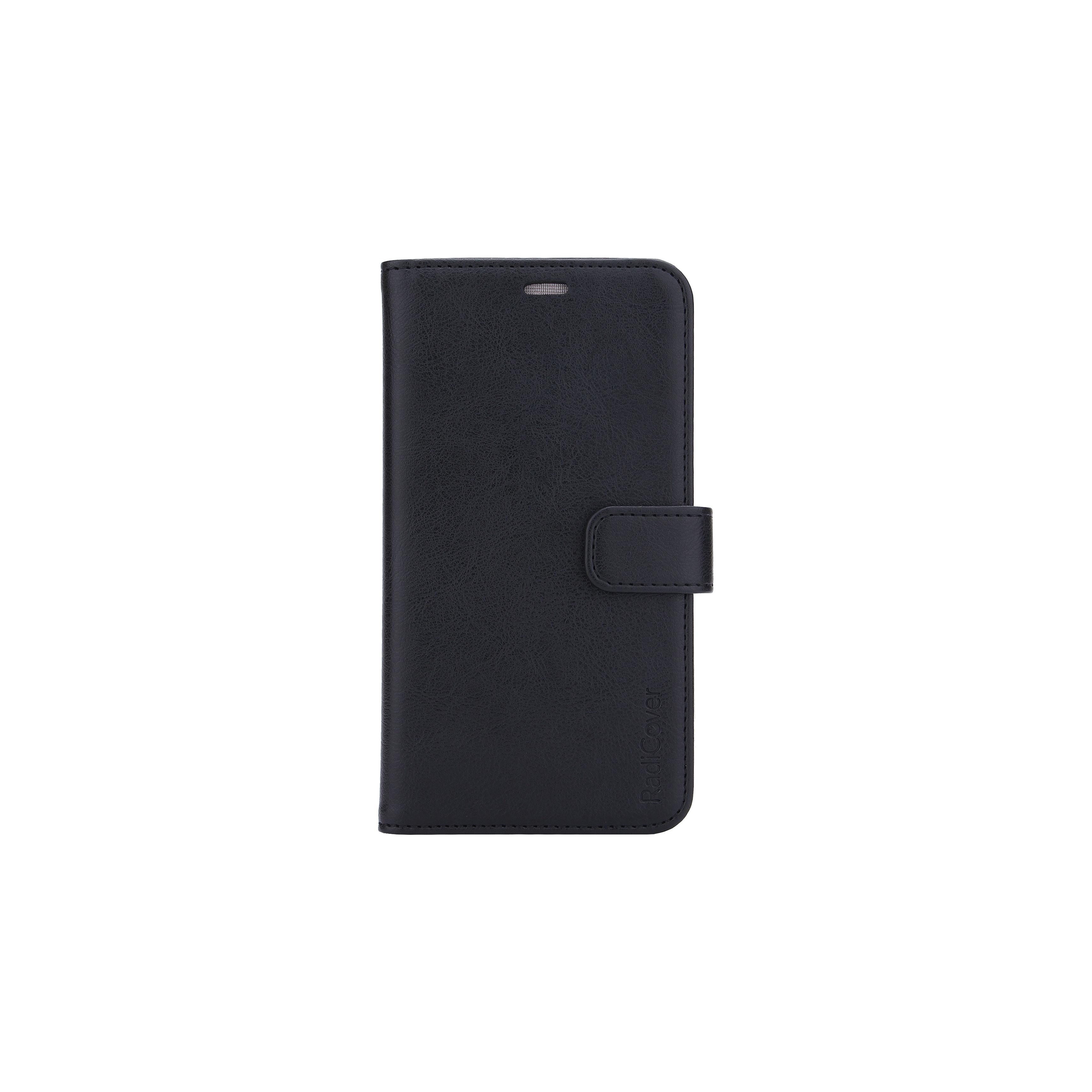 RadiCover - Radiationprotected Mobilewallet PU iPhone 11 - Black