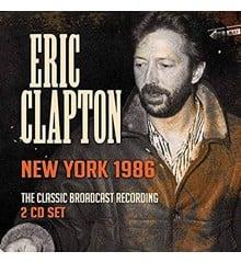 Eric Clapton: New York 1986