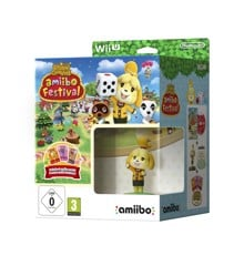 Animal Crossing: Amiibo Festival + Amiibo and 3 Amiibo Cards