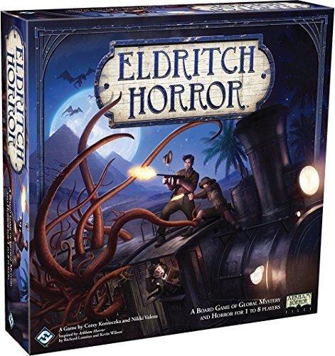 Eldritch Horror - Brætspil (Engelsk)