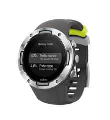 SUUNTO - 5 G1 WHITE - GRAPHITE STEEL