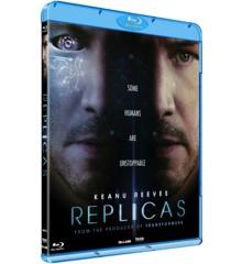 Replicas - Blu Ray