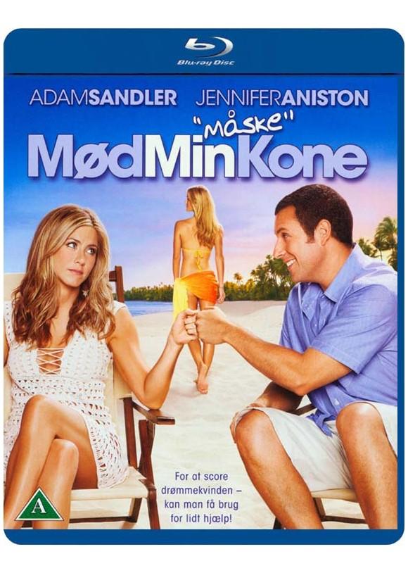 Mød Min Måske Kone / Just Go With It (Blu-Ray)