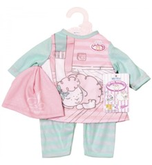 My First Baby Annabell - Mint and rose Baby Outfit (700570)