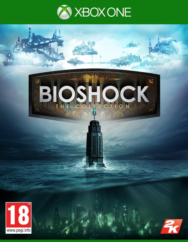 Bilde av Bioshock: The Collection