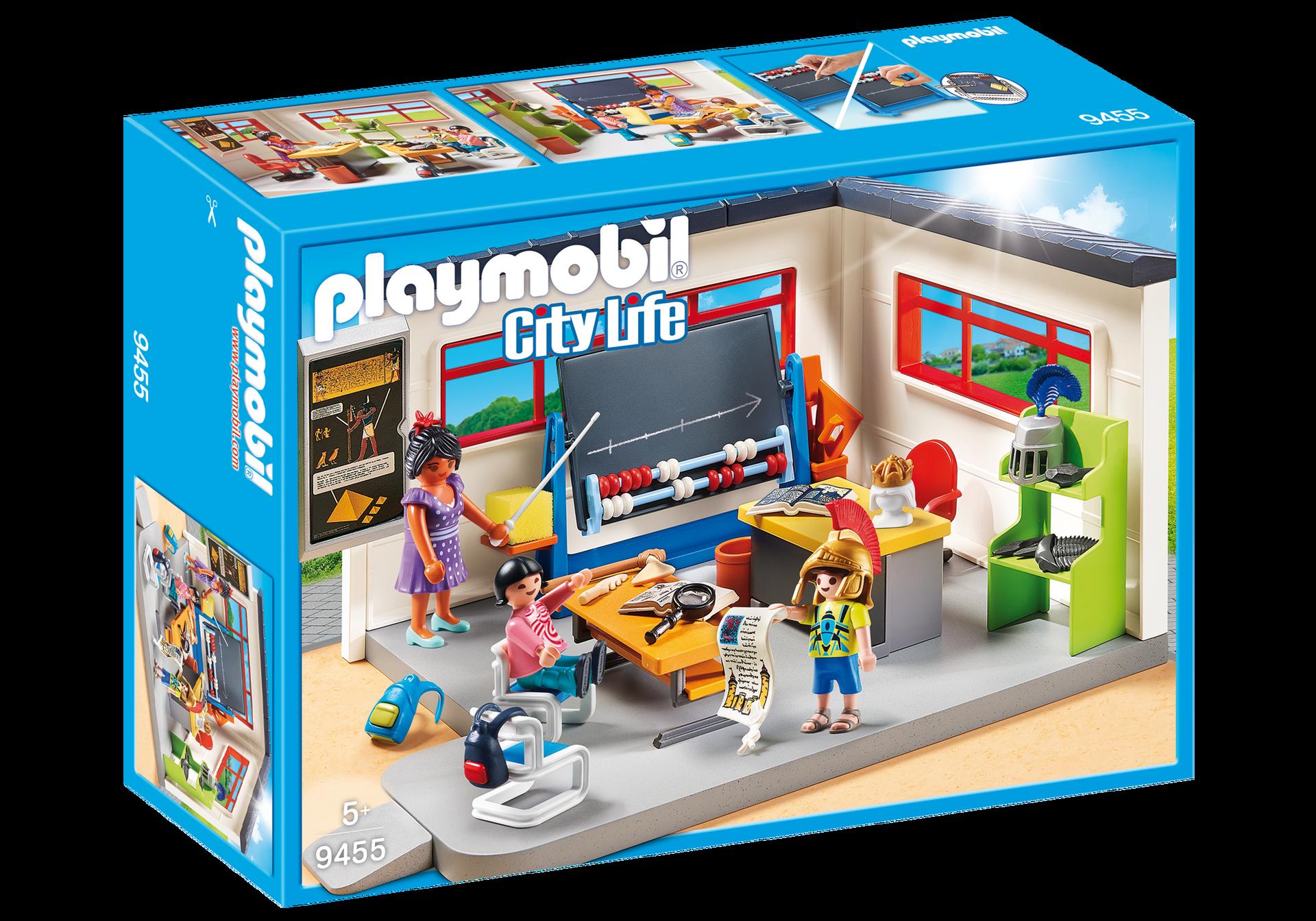 Playmobil - Klassenzimmer Geschichtsunterricht (9455)