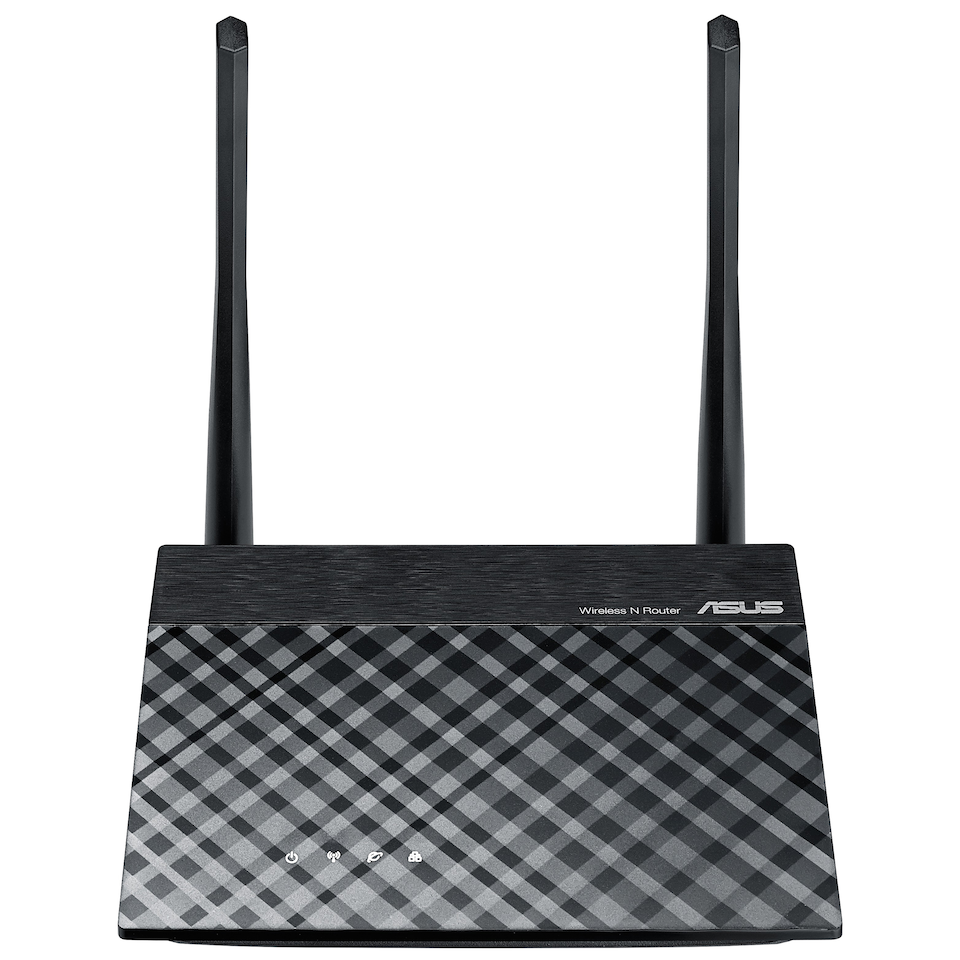 ASUS Wireless Router RT-N12D