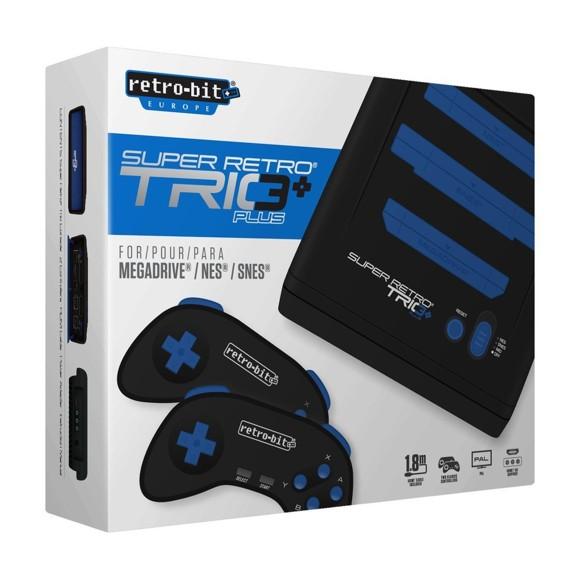 Super Retro Trio+HD 3 in 1 Console NE...