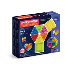 Magformers - Window Basic 30 Set (3039)