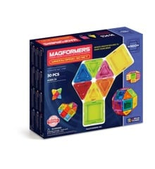 Magformers - Window Basic sæt, 30 dele
