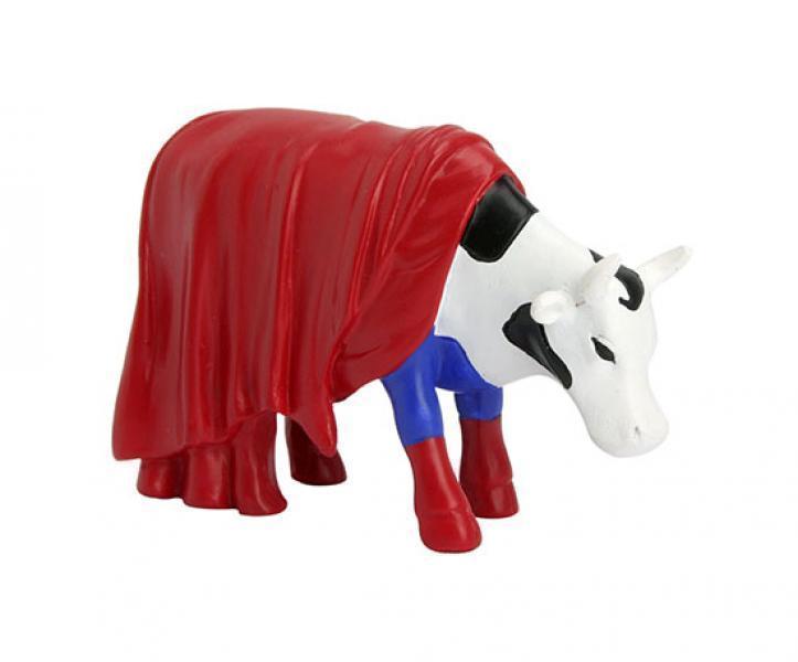 CowParade - Kuhfigur (Super Cow) - Klein