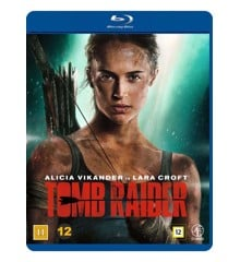 Tomb Raider (Alicia Vikander) (Blu-Ray)
