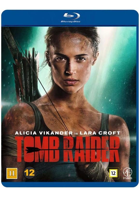 Tomb Raider (Alicia Vikander) (Blu-Ray)