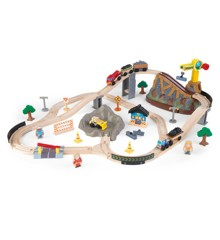 KidKraft - Bucket Top Construction Train Set (17805)