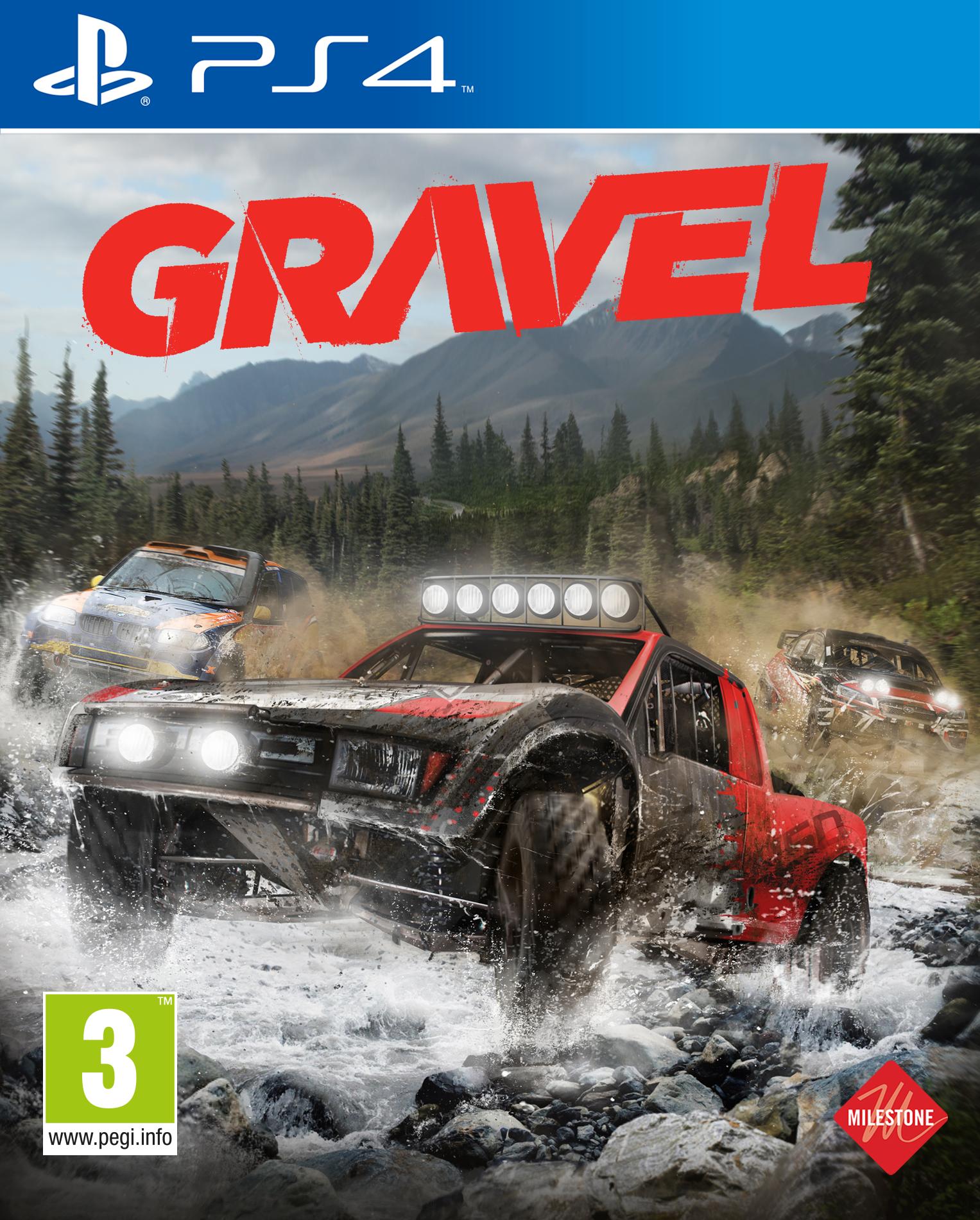 Gravel (UK/Arabic)