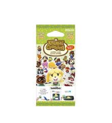Animal Crossing: Happy Home Designer amiibo Card Pack (Series 1)