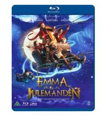 Emma Og Julemanden: Jagten På Elverdronningens Hjerte