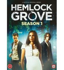 Hemlock Grove: Season 1 (5-disc) - DVD