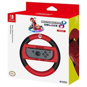 Mario Kart 8 Deluxe - Racing Wheel Controller (Mario)