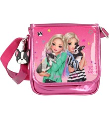 Top Model - Small Shoulder Bag - Friends - Pink (0410765)