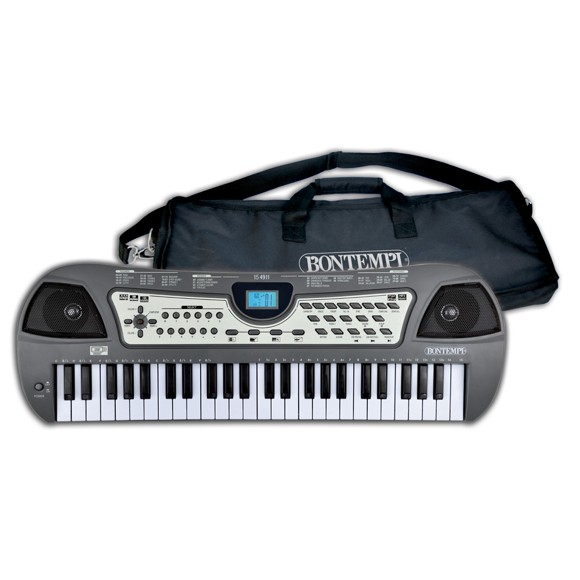 Bontempi -  Midi Keybord, 49 keys (154911)