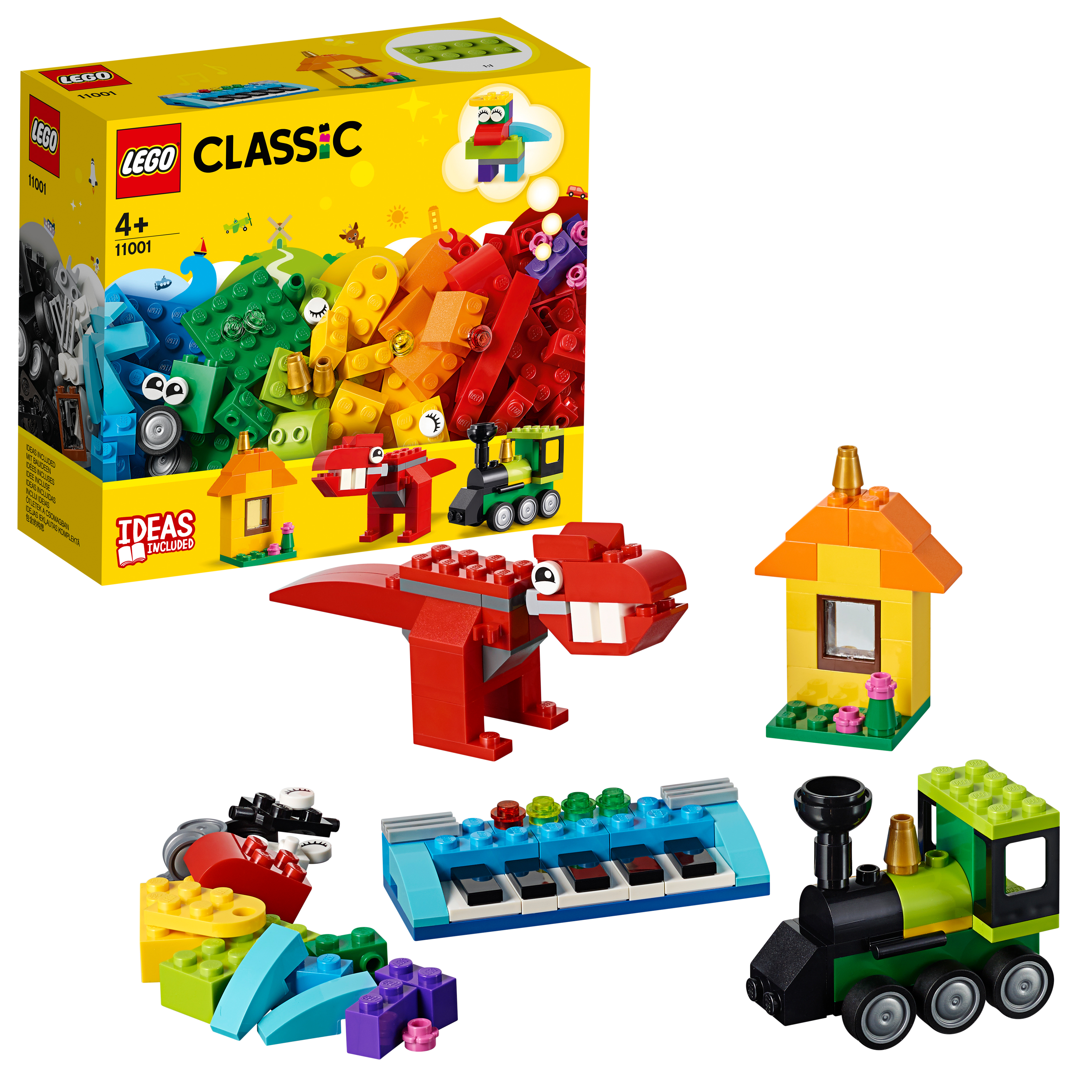 LEGO Classic - Bricks and Ideas (11001)