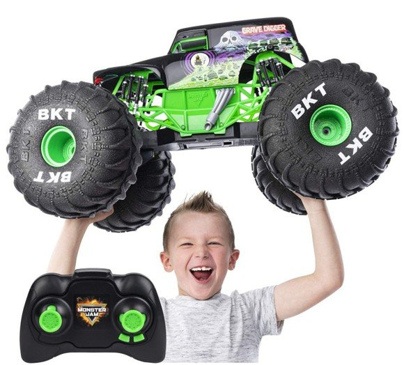 Monster Jam - RC Mega Grave Digger (6046198)