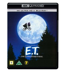 E.T. The Extra-Terrestrial (4K Blu-Ray)