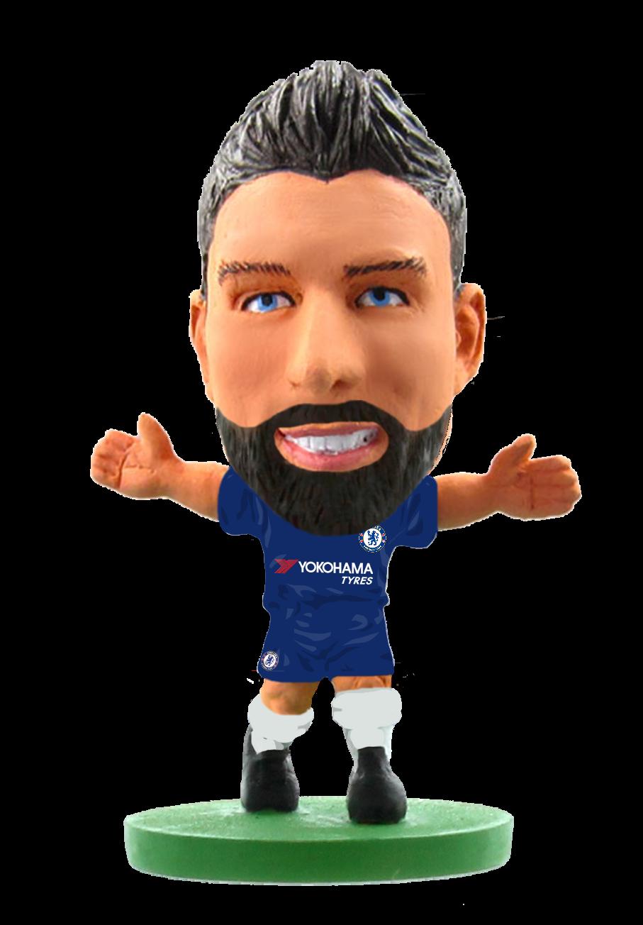 Soccerstarz - Chelsea Olivier Giroud - Home Kit (2020 version)