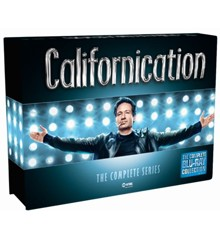 Californication: Complete Box - Sæson 1-7 (15 disc)(Blu-Ray)