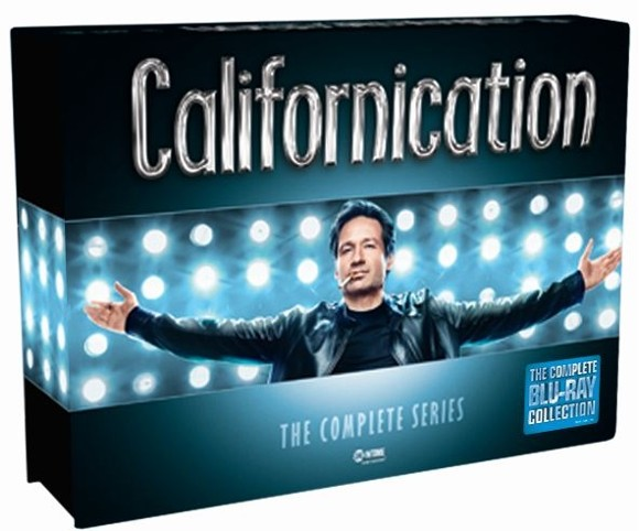 Californication: Complete Box - Sæson 1-7 (15 disc)(Blu-Ray)