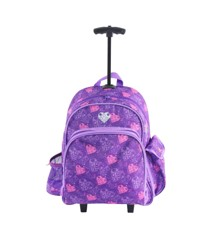 LEGO - Backpack Trolley - Friends - Hearts (10045-2005)