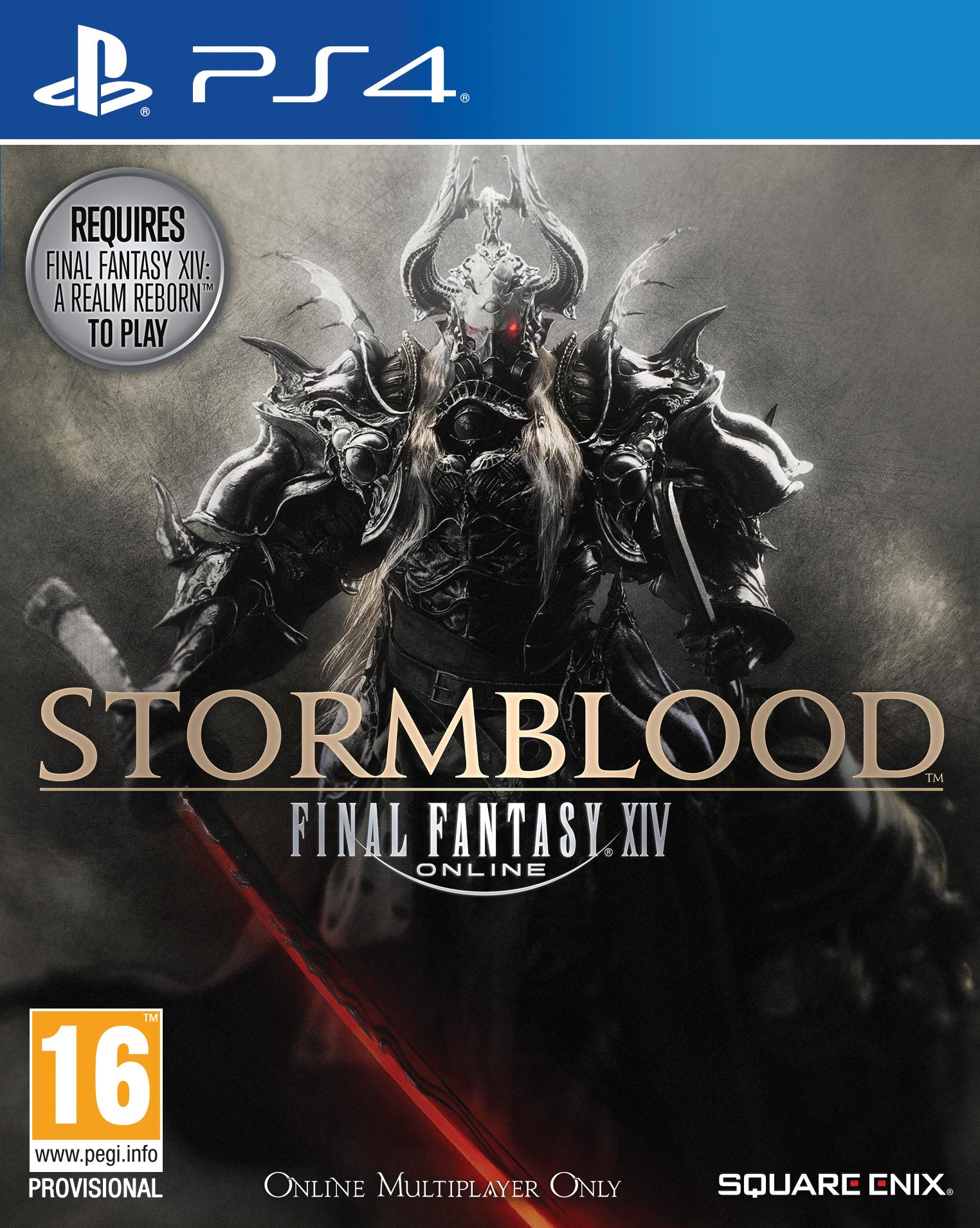 Final Fantasy XIV (14): Stormblood