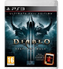 Diablo III (3): Reaper of Souls - Ultimate Evil Edition (Port Box)