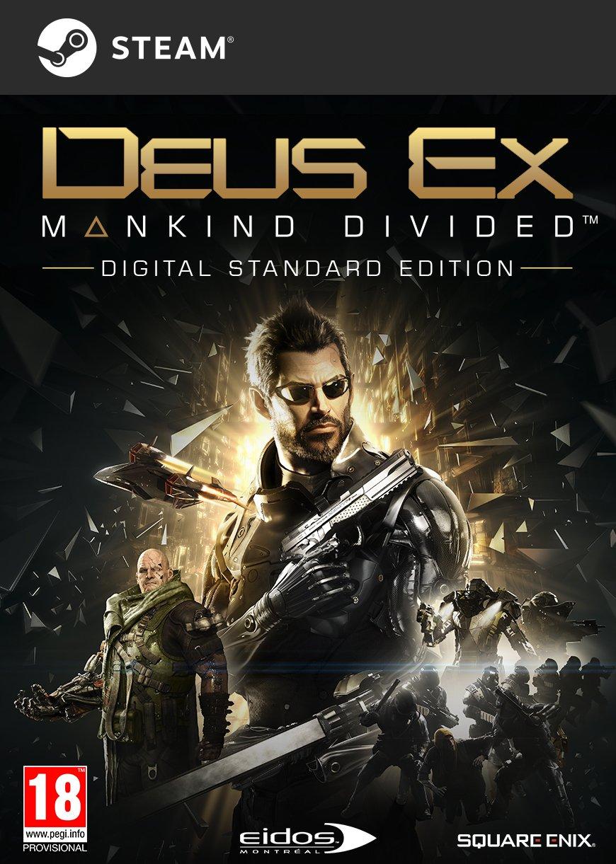 deus ex mankind divided code