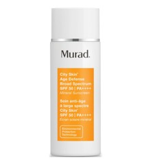 Murad - City Skin Age Defense Sunscreen SPF 50 I PA++++ 50 ml