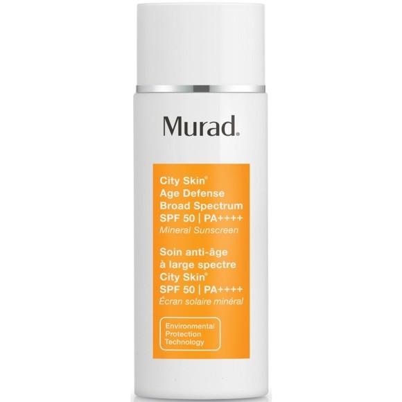 Murad - City Skin Age Defense Sunscreen SPF 50 I PA++++ 50 ml