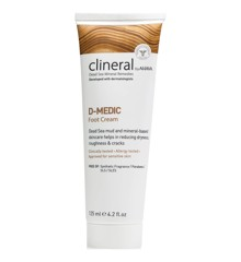 AHAVA - Clineral D-MEDIC Foot Cream 125 ml