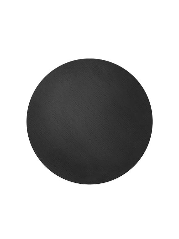 Ferm Living - Wire Basket Top Medium - Black Oak (3226)