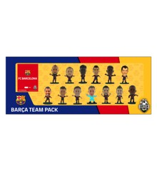 Soccerstarz - Barcelona Team Pack 13 players (Classic Kit)