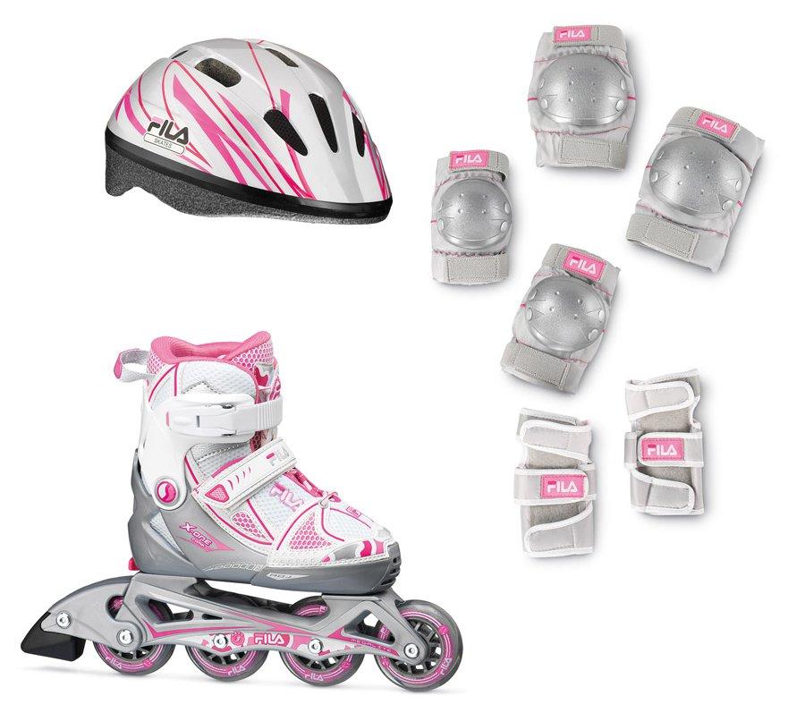 Køb FILA Rollerblades X ONE Combo Set Pink (35 38)