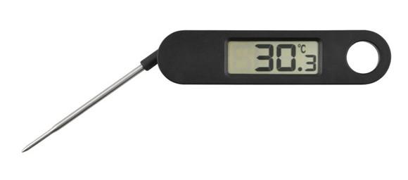 Dangrill - Stegetermometer Spyd Foldbart