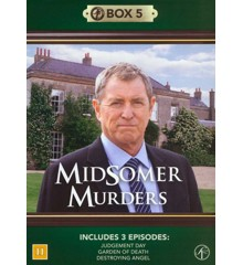 Midsomer Murders: Box 5 - DVD