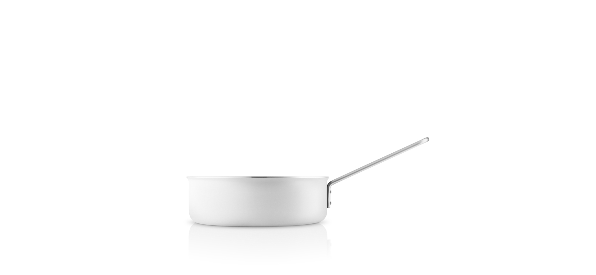 Eva Trio - White Line - Bratpfanne 24 cm (256524)