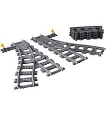 LEGO City - Skiftespor (60238)