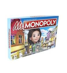 Hasbro Gaming - Miss Monopoly