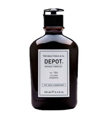 Depot - No. 104 Silver Shampoo 250 ml