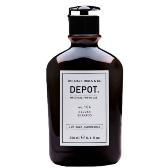 Depot - No. 104 Silver Shampoo 250 ml