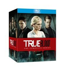True Blood Box - Komplet - Sæson 1-7 (Blu-Ray)