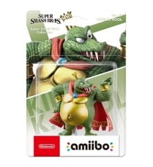 Amiibo King K. Rool (Super Smash Bros. Collection)